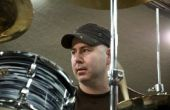 Leren Drum