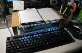 Low-cost pupitre met LED verlichting toetsenbord