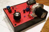Drie Transistor korte golfradio