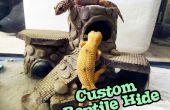 Flintstones geïnspireerd woestijn Reptile verbergen