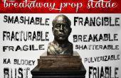 Maken van een afgescheiden Prop standbeeld voor Film of theater