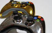 Het wijzigen van de Shell voor uw Xbox 360 Controller