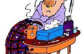 Hoe kom je beter aan een verkoudheid.