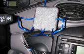 Hoe maak je een universele auto dok voor uw telefoon, GPS, of MP3-speler.