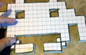 Maken van een Space Invaders wc-rol houder