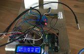 Arduino gebaseerd bier gister thermostaat