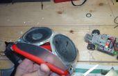 Hoe maak je een kleine luidspreker voor een ipod