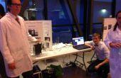 Arduino gebaseerde chemische titratie (aka. De Machine van de titratie)