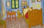 Maken van een Van Gogh Paint by Numbers Artwork