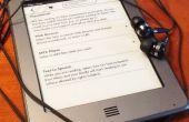 Temmen een eigenzinnige Kindle Audio Jack