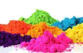 Holi-DIY natuurlijke kleuren