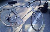 Renovatie en de modernisering van een oude fiets