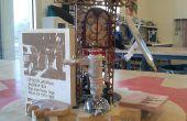 """Elektrische Bonsai """"Een nieuwe duurzame thema kunstvorm"""" Intro-Part #1 het verhaal van Windy"""