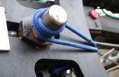 Quick Fix voor gebroken Shift kabeluitgang NuVinci CVT Hub met behulp van een gelijkspel haar