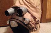 STAR WARS Tusken Raider masker