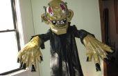 Reuze Mask: Horror hoofd!
