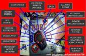 Hoe te converteren een oude mobiele telefoon (NOKIA 6600) in A SUPERGADGET-MICROCOMPUTER