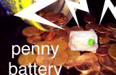 Penny batterij