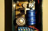 Praktische Dynamo fietsverlichting en USB lader
