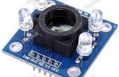 DIY Arduino kleur Sensor