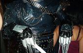 Edward Scissorhands Costume... Op de goedkoperehotels.