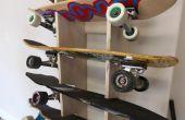 Skateboard Display rek