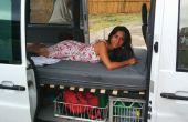 Camper Van inklapbaar Bed