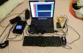 Mobilisatie van de laptop