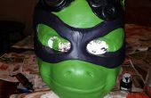 TMNT Teenage Mutant Ninja Turtle kostuums en maskers