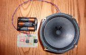 Een eenvoudige 2 uur PICAXE Project - Play Tunes met een 08M 2 Microcontroller voor $ 10