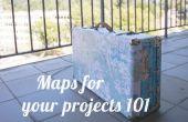 Kaarten voor uw projecten 101