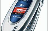 Ringtones toevoegen aan een verizon lg vx5200 telefoon gratis