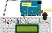 Arduino Lcd teller