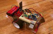 Regel die volgt op Arduino Robot