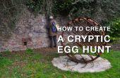 Hoe maak je een cryptische egg hunt voor de volwassen schat jacht lol