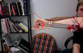 Automatische k'nex verborgen mes (voor nieuwe mensen zoals ik)