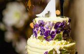 Aangepaste Lasergesneden Cake-Topper