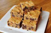 Lui Flourless Cookie Bars