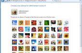 Hoe uw User Account afbeelding wijzigen in Windows Vista