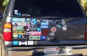 Het spel van de Bumper Sticker