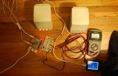 RaspberryPi puls breedte modulatie demonstratie