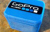 DIY GoPro pelikaan stijl geval * 100% huishoudelijke kladjes *