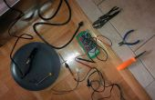 Magnetron Beeper geluiddemper Hack