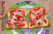 Pizza brood--Snelle Delight