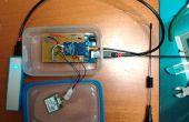 Arduino Project: Test bereik LoRa Module RF1276 voor GPS Tracking oplossing