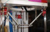 Delta Robot naar Sla Printer (Top Down)