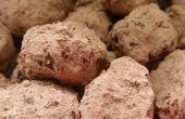 Lekkere chocolade truffels
