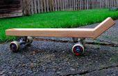 Maak een Skateboard van een 2 x 4 - een uiterst pret (en enigszins schetsmatig) Project