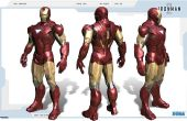 IRONMAN MKVI Suit (in uitvoering)
