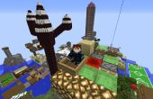 Minecraft vliegende Machines